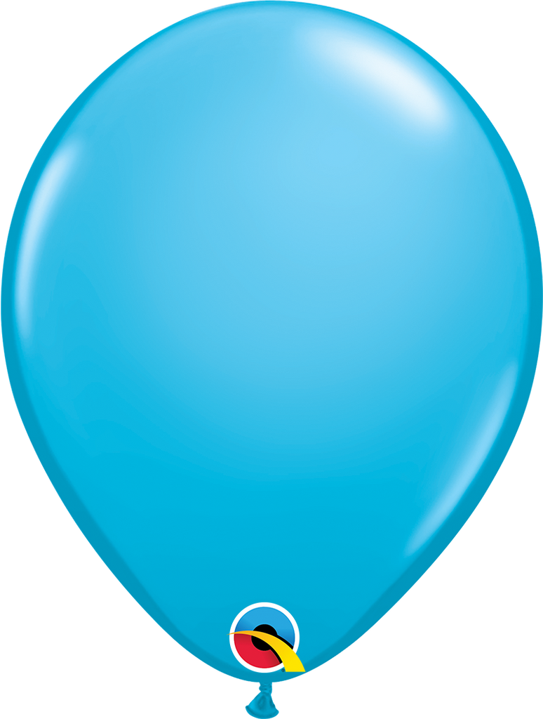 "11"" Robins Egg Blue Latex Balloon - Paper & Parties Boutique Party Balloons"
