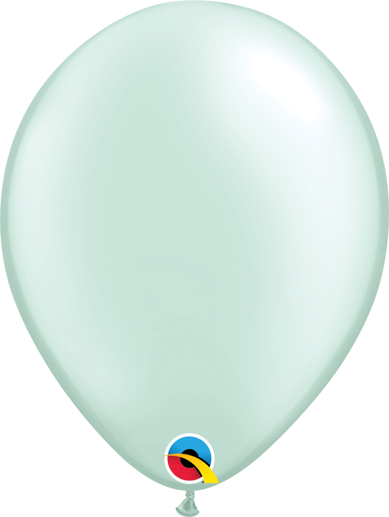 "11"" Pastel Mint Green Latex Balloon - Paper & Parties Boutique"