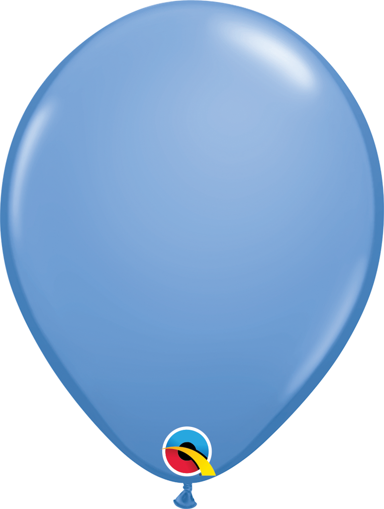 "11"" Periwinkle Blue Latex Balloon - Paper & Parties Boutique"
