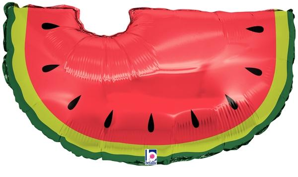 Watermelon Jumbo Foil Balloon - Paper & Parties Boutique