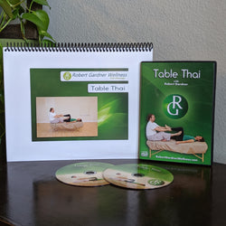 Table Thai Massage - Workbook & Videos (Digital Version)