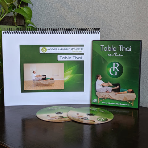 [DIGITAL] Table Thai Massage - Workbook & Videos