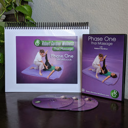 [PHYSICAL] Phase One Thai Massage - Workbook & DVD