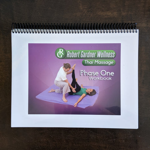 [DIGITAL] Phase One Thai Massage - Workbook & Videos