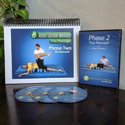 Phase Two Thai Massage - Workbook & Videos (Digital Version)