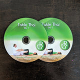 [PHYSICAL] Table Thai Massage - Workbook & DVD