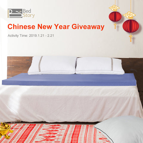 BedStory Chinese New Year giveaway