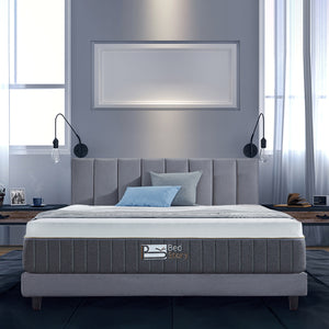 BedStory 12 Inch Gel Memory Foam Mattress Twin