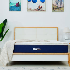 BedStory 10 Inch Latex Hybrid Mattress