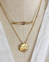 Load image into Gallery viewer, STAR SIGN necklace; capricorn