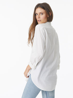WHITE BEAU SHIRT