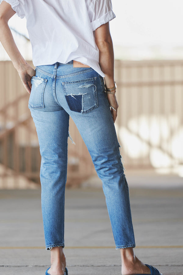LOUISVILLE TAPERED JEAN