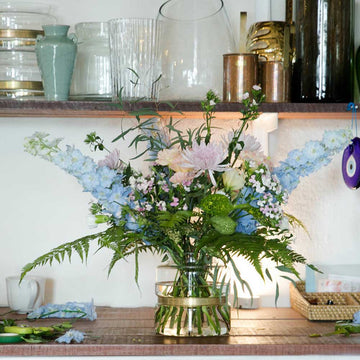 Bright Florals Vase Arrangement Workshop - 8th of November