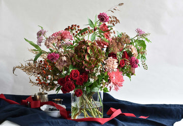 Seasonal Vase Workshop - Saturday 28th November