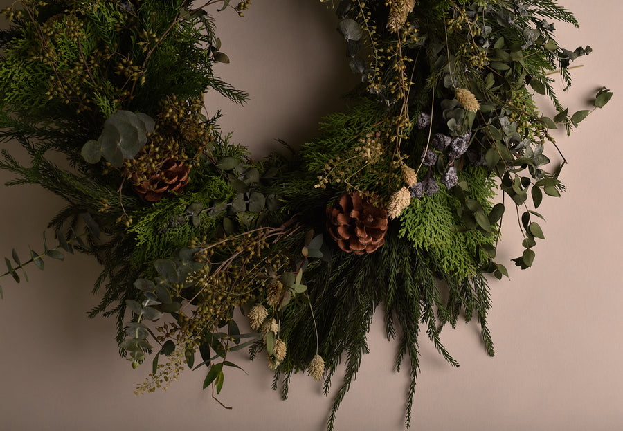 Wreath Making class - 4th of December