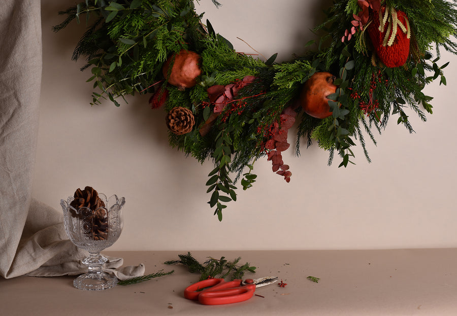 Wreath Making Class- 20th of November