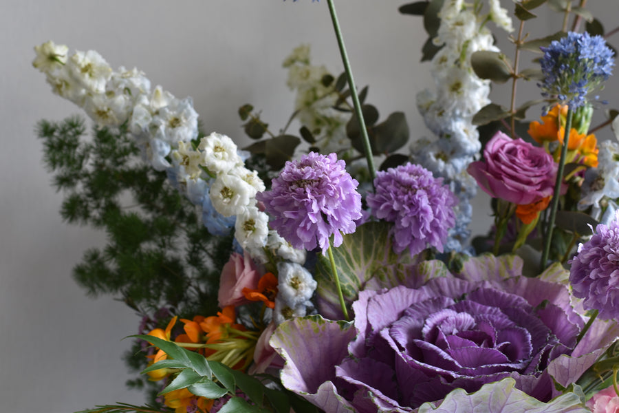 Customised Floral Subscription