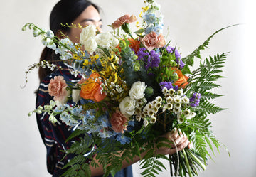 Hand Tie Bouquet Workshop - Wednesday 25th November - Last Spot!