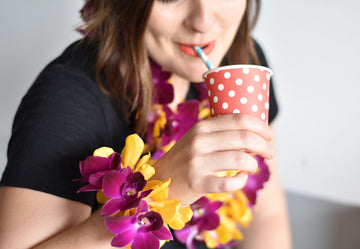 Kids Craft Week - Hawaiian Lei Class - Tuesday 4th August