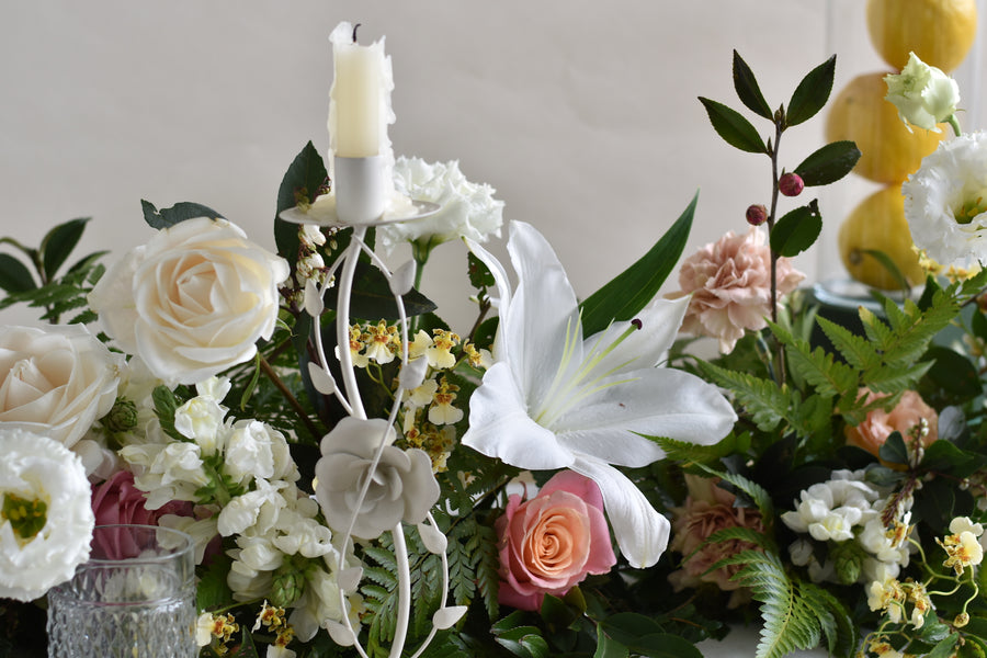 Elegant Table Garland - Wednesday 16th September