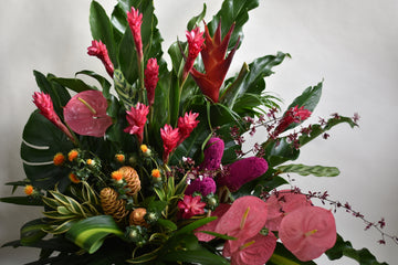 Tropical Table Arrangement - 18th March