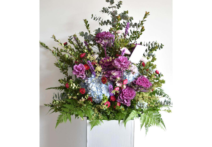 Congratulatory Floral Stands