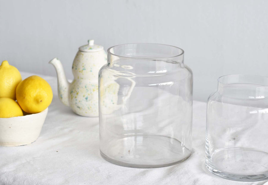 Clear Vase for subscription