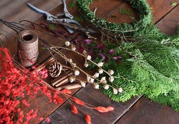 Christmas Wreath Workshop - Wednesday 18th November