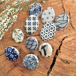 Decorative Stoneware Rings