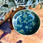 Olive Frost Bowl