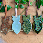 Owl Pendant Necklaces