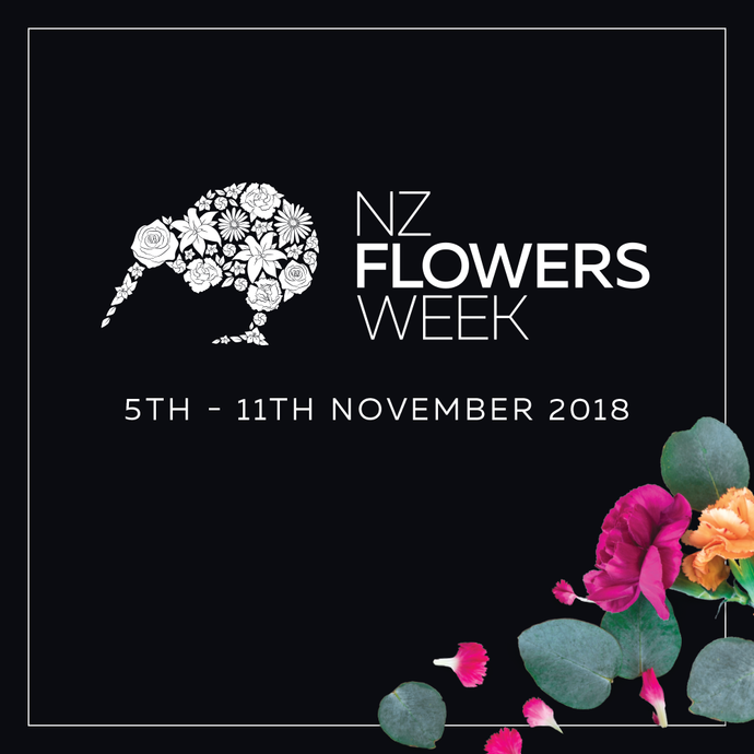 NZ Flowers Week 2018