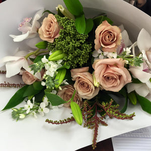 Florist Choice of Flowers - Pastel Colours