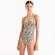 Load image into Gallery viewer, On The Wild Side One Piece Bathing Suit