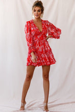 Load image into Gallery viewer, Stella Dress / Red