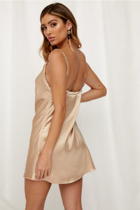 Laura Dress / Champagne