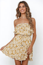 Load image into Gallery viewer, Summer Romance Sleeveless Dress / Lemon