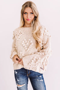 Bunches Of Luv Sweater Ivory