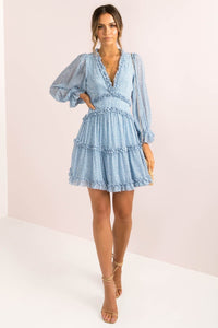 Stella Dress / Baby Blue