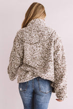 Load image into Gallery viewer, Sherpa Pullover / Beige