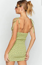 Load image into Gallery viewer, Key Lime Mini Dress