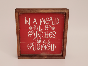 GRISWOLD-GRINCH