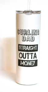 CURLING DAD