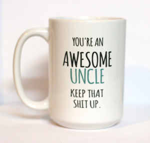 AWESOME UNCLE
