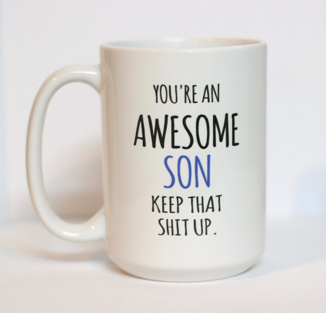 AWESOME SON