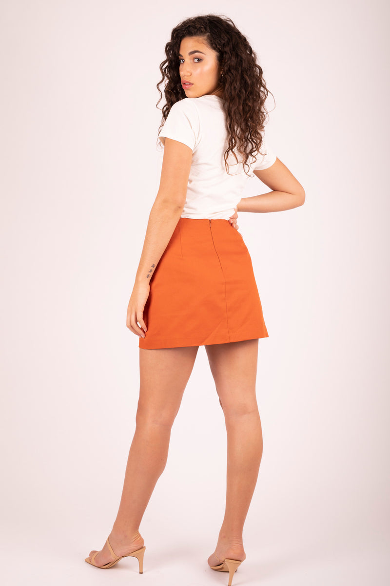 Frankie Skirt Sweet Potato 2