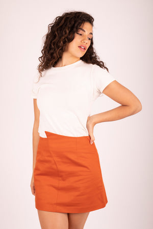 Frankie Skirt Sweet Potato 1