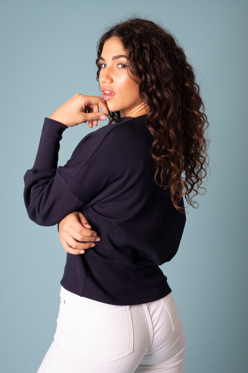 Alana Sweater Midnight 2