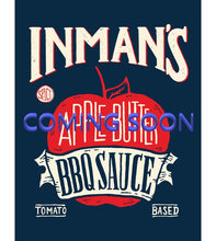 Load image into Gallery viewer, Inman's Spicy Apple Butter BBQ Sauce