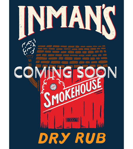 Inman's Smokehouse Dry Rub